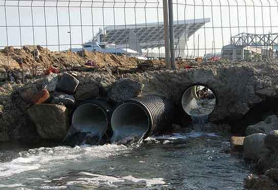 Multan a España por retrasos en tratamiento aguas residuales