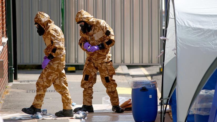 Rastreo de sustancia tóxica en caso Amesbury será una larga operación para Scotland Yard
