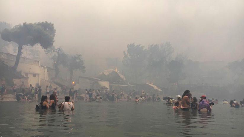 (Vídeo) Los fallos urbanísticos y las construcciones ilegales podrían ser las causas de los incendios en Mati
