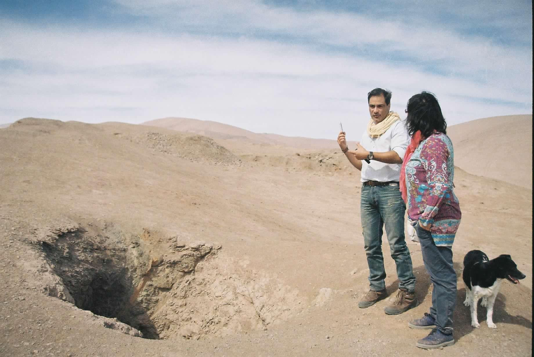 Ex carabinero acusa a dos capitanes del Gope de ocultar el hallazgo de osamentas en el desierto