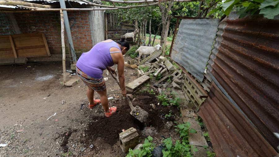 Doble crimen de mujeres ocurrió en Zapotitán de El Salvador