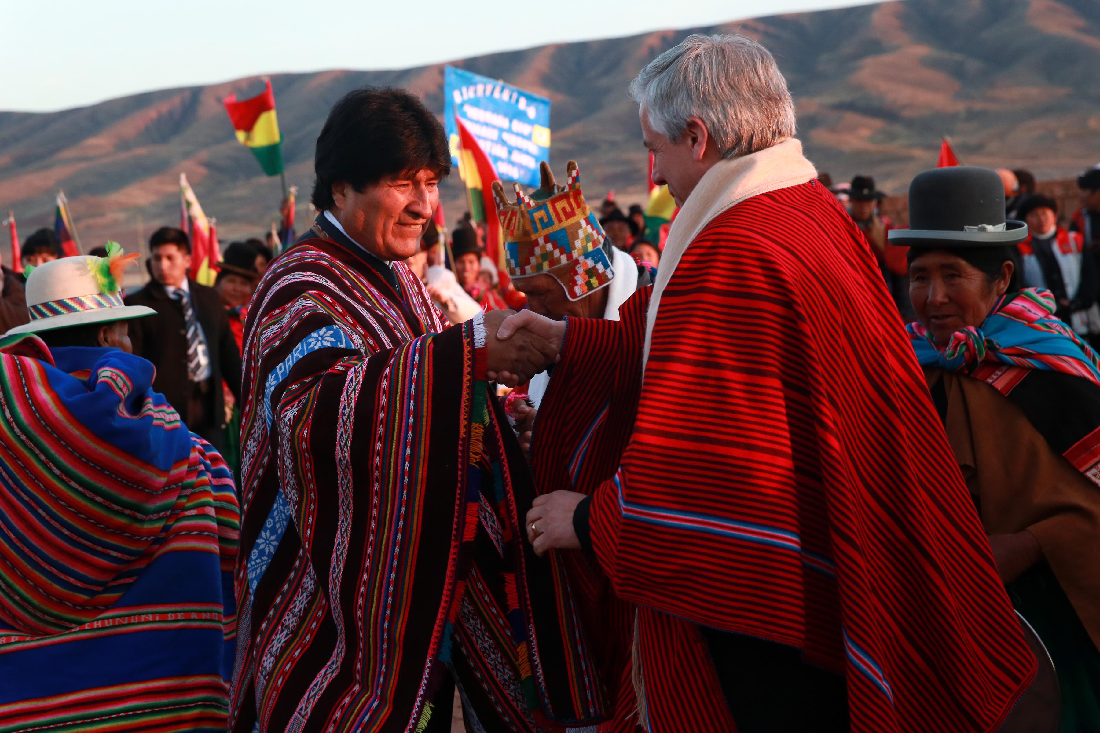 Bolivia, el modelo político socialista que da ejemplo de vigorosidad económica