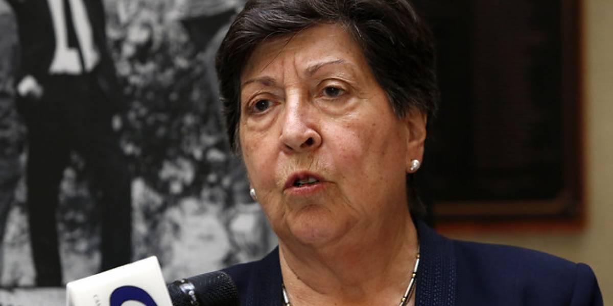 Grave: Carmen Frei dijo que abogados y miembros de su familia han recibido amenazas del Ejército