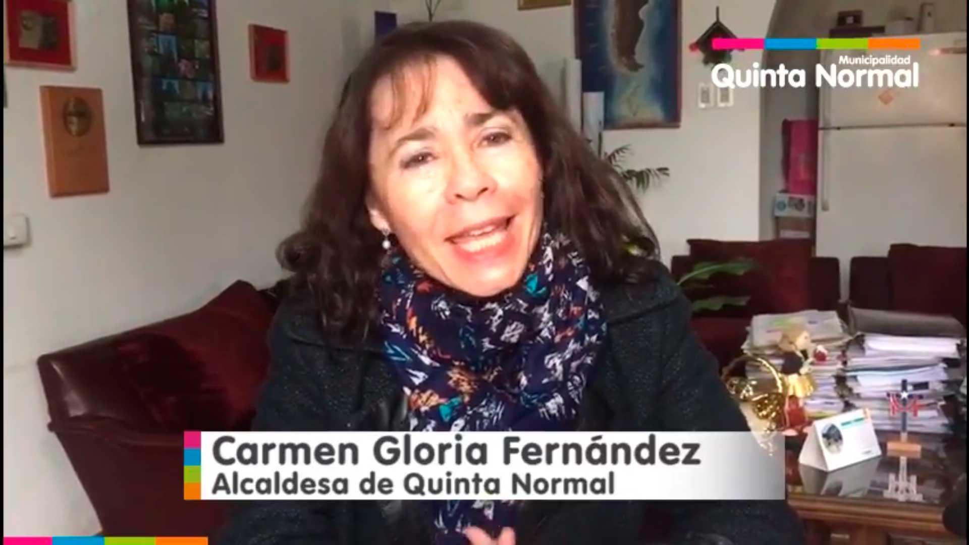 """Por """"infracción grave a la probidad"""": Tribunal Electoral suspende de su cargo a alcaldesa DC de Quinta Normal"""
