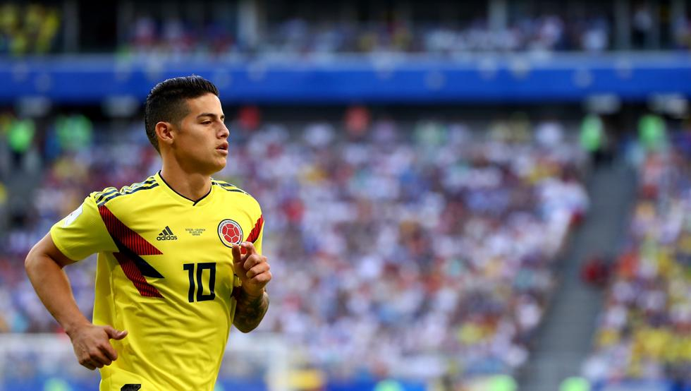 Colombia buscará su pase a Cuartos de Final