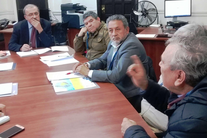 Condepp entregó propuestas de los pescadores artesanales al ministerio del Interior