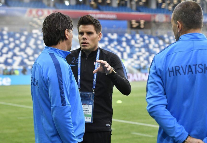 El croata Ognjen Vukojevic se perderá el resto del Mundial de Fútbol