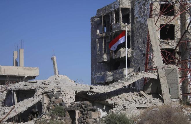 Cerca de 7 mil sirios regresaron a sus hogares en la provincia de Deraa