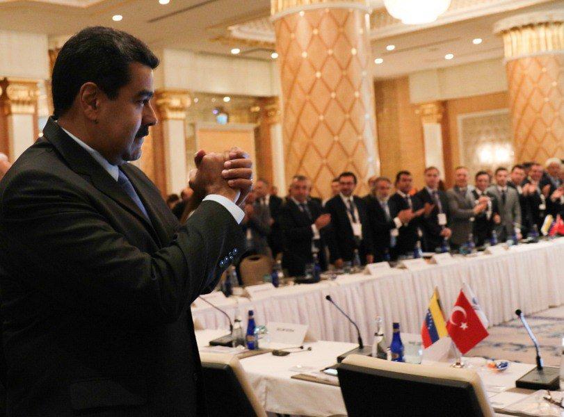 Alcances de la visita de Maduro a Turquía para el desarrollo económico venezolano