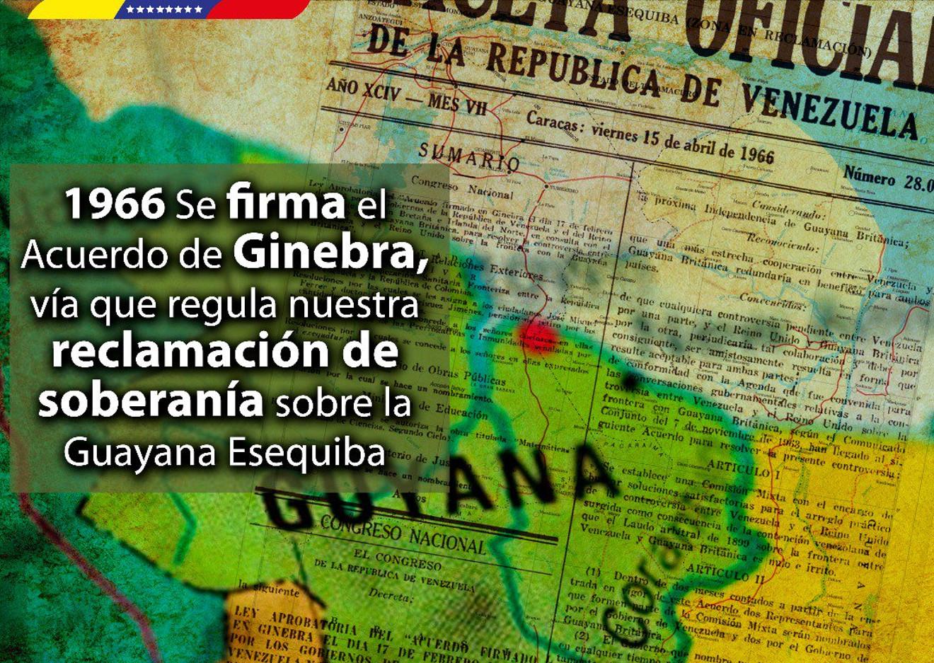 Venezuela deberá alegar a la CIJ su soberanía ante la disputa por el Esequibo