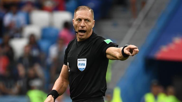 Final del Mundial Rusia 2018 tendrá a tres árbitros argentinos