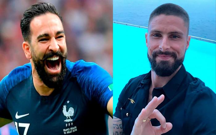 'Les Bleus' cumplen con sus promesas hechas tras conquistar el Mundial