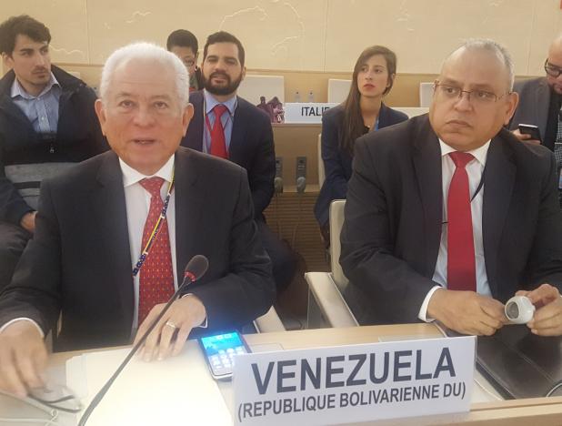 Venezuela denuncia amenazas de invasión militar estadounidense