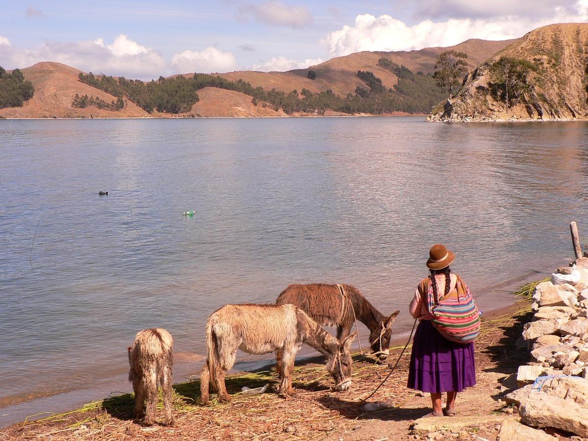 Lago Titicaca en Bolivia tendrá un museo subacuático