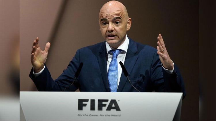 FIFA invitará a los niños rescatados de una cueva de Tailandia a su entrega de premios en Londres