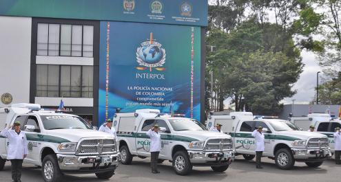 En pesquisas realizadas en Colombia lograron capturar 42 sujetos solicitados por abuso sexual