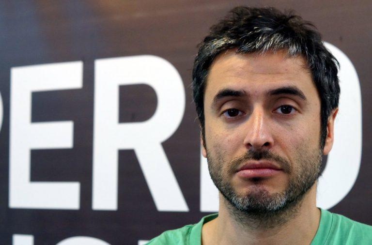 """Javier Rebolledo y querella en su contra: """"Creo que tiene que ver con bajar el tema de los Derechos Humanos, para que se deje de denunciar"""""""