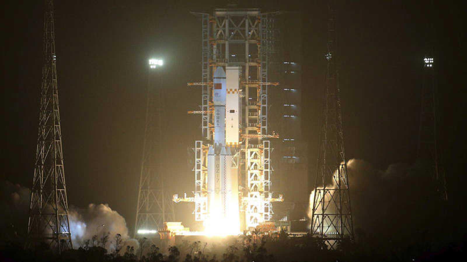 China realiza con éxito su lanzamiento espacial número 20 del año