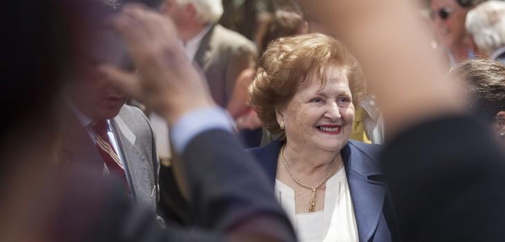 Lucía Hiriart pidió anular el fallo de la Suprema que ordenó el comiso de 5,1 millones de dólares de Pinochet