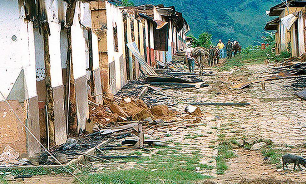 Campesinos temen desplazamientos y violencia en el gobierno de Iván Duque (+video)