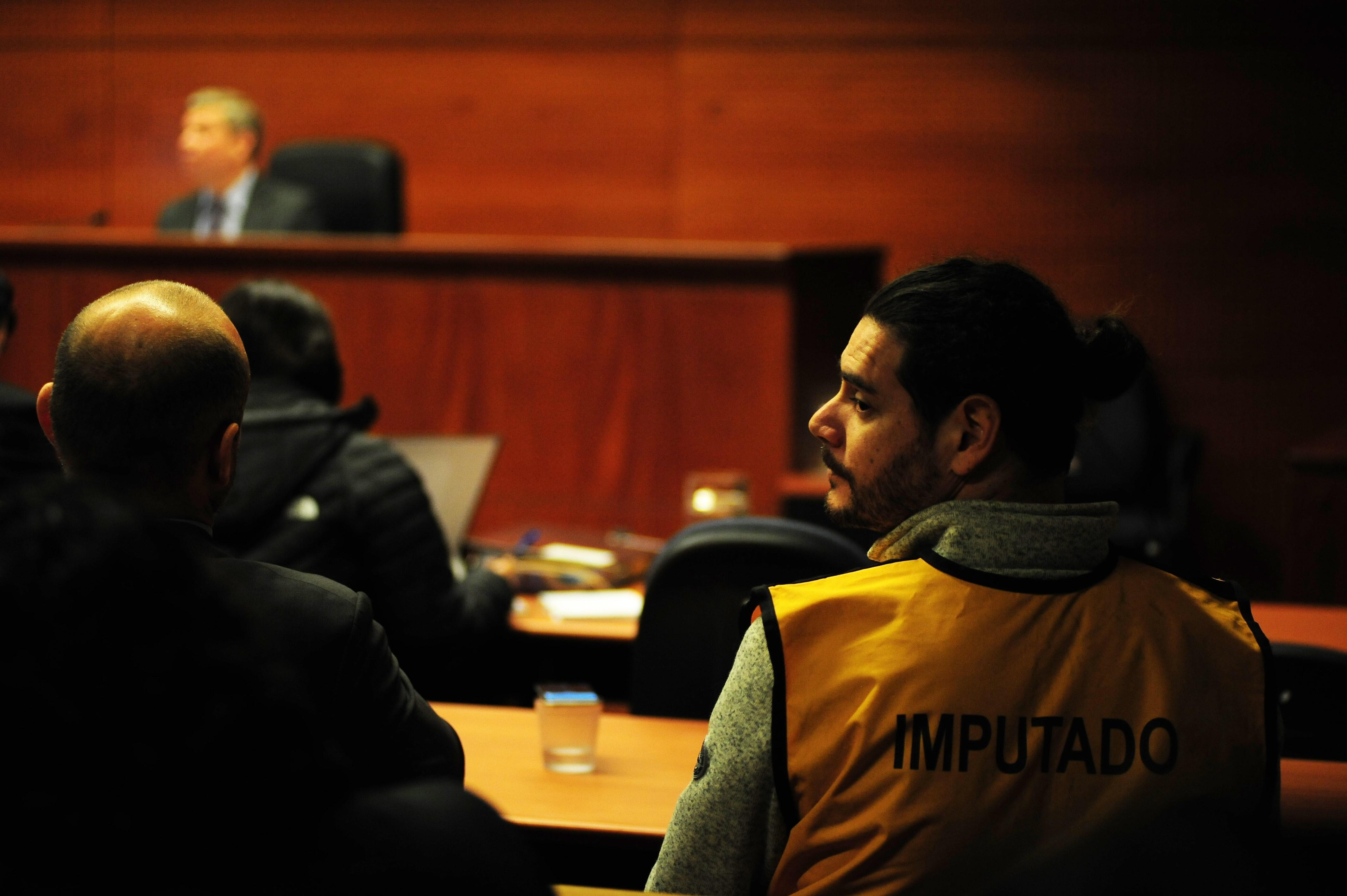 Autor confeso de asalto en el Santander aseguró a fiscales que «Mateluna no participó»