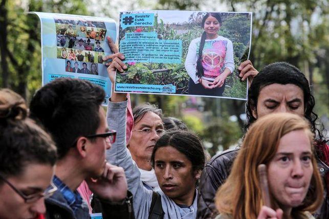 Brasil primero en la lista de activistas medioambientales asesinados