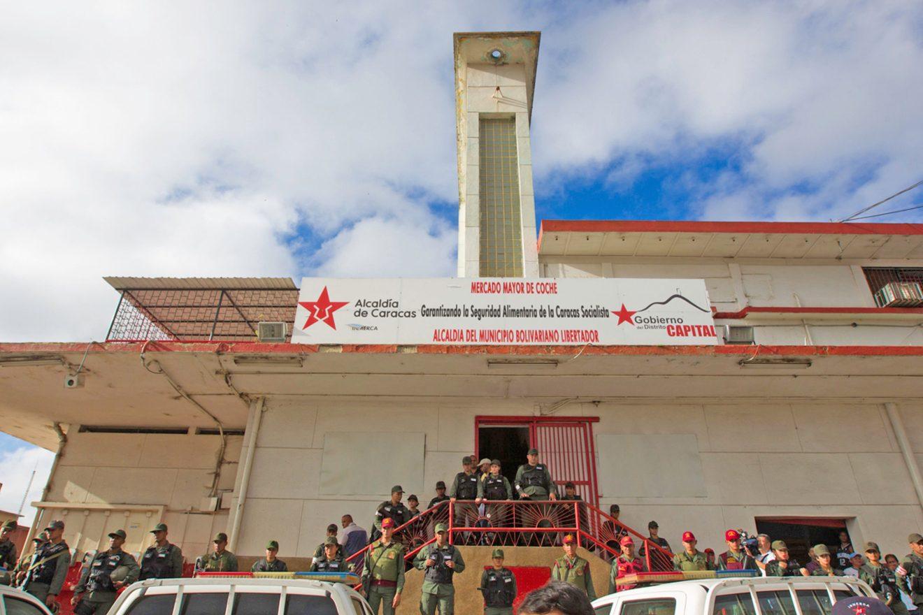 Venezuela avanza en la recuperación de los mercados municipales