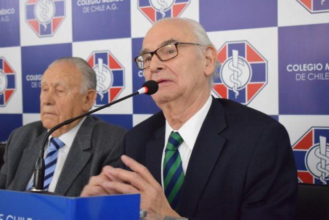 Colegio Médico inicia juicio contra el psiquiatra Otto Dörr por sus vínculos con Colonia Dignidad