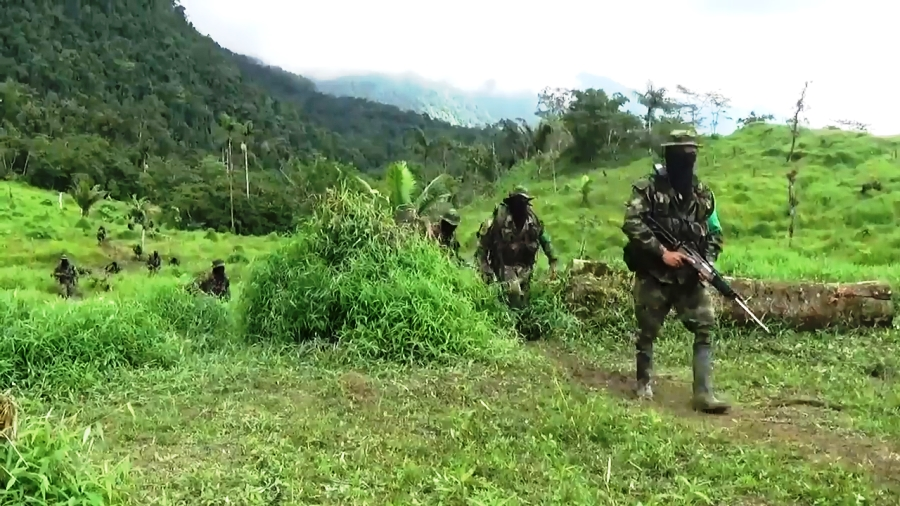 Auge paramilitar coloca en vulnerabilidad a habitantes de Cauca y Antioquia