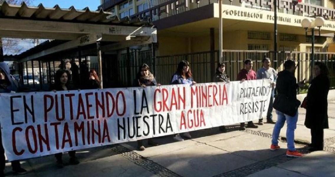 Comunidad de Putaendo exige el retiro del proyecto minero «Vizcachitas Holding»