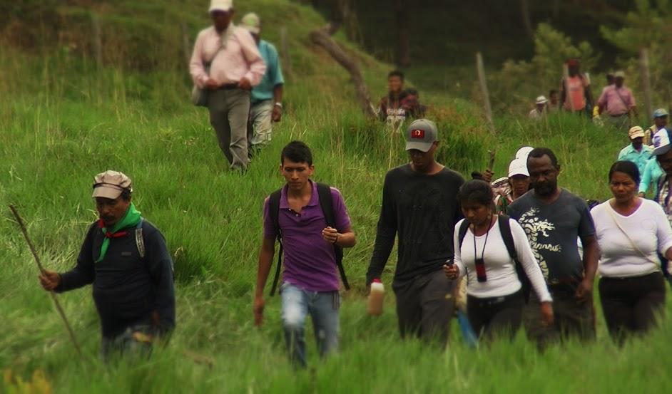 Paramilitares colombianos amedrentan a indígenas en Buenaventura