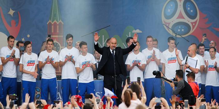 Stanislav Cherchesov reveló el secreto del triunfo de Rusia en el Mundial