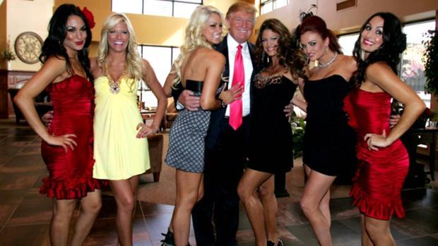 ¡Se delató! Grabaron a Trump hablando del pago a una exmodelo Playboy