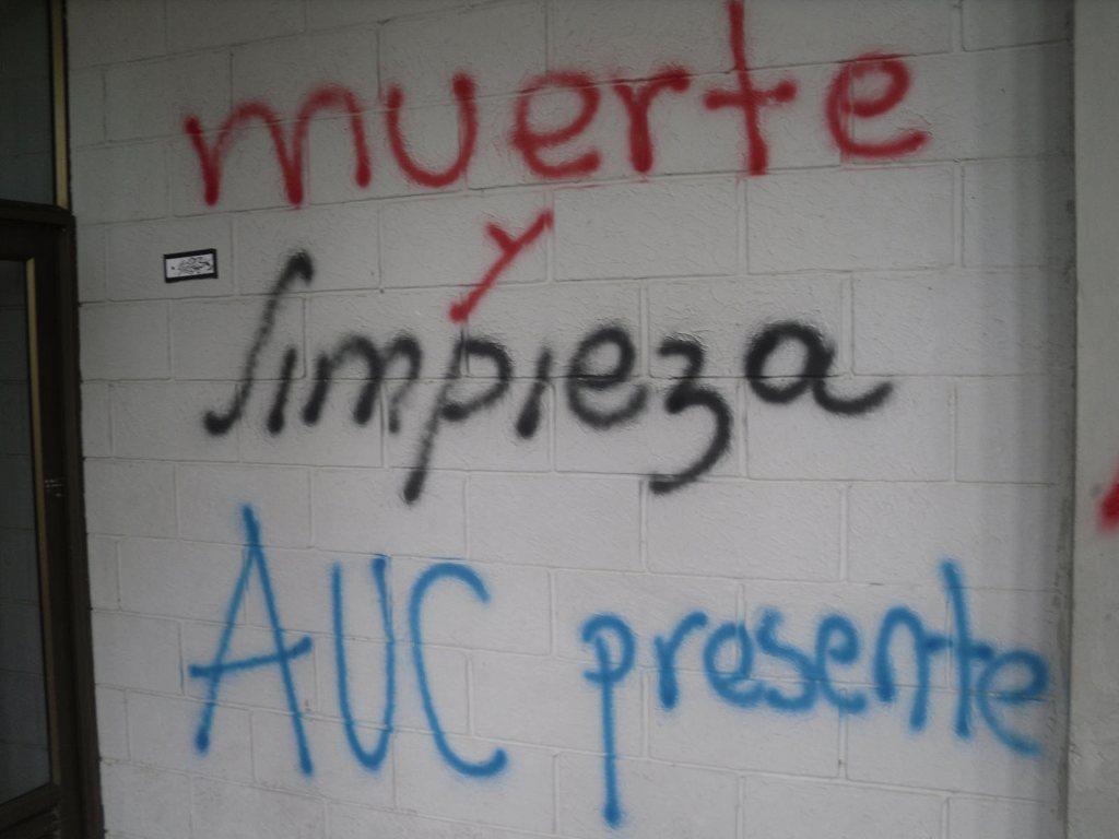 Más de 1.200 de amenazas de muerte han recibido líderes sociales en Colombia