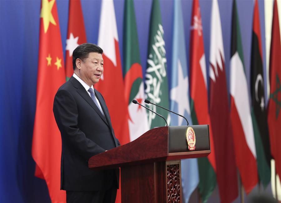 China y países árabes acordaron asociación estratégica para el desarrollo