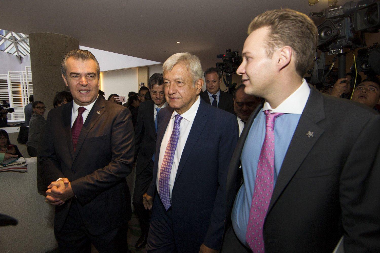 López Obrador cree posible un crecimiento económico para México del 4% anual