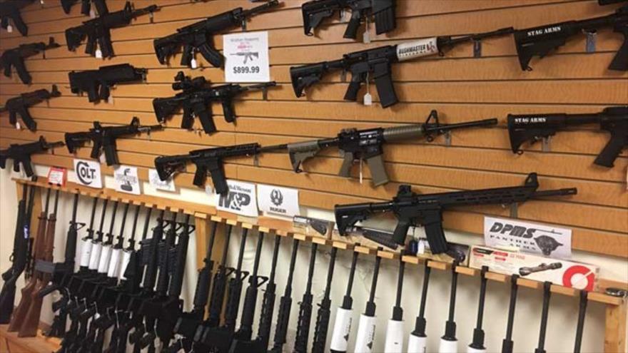 Así es el flujo de las exportaciones de armas desde Estados Unidos (+VIDEO)