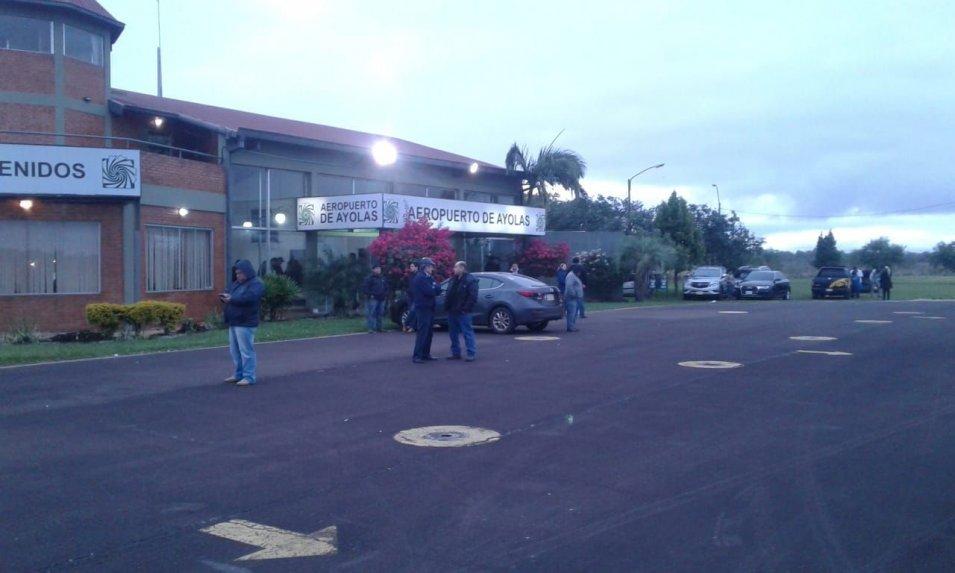 Grupo Cartes era responsable del mantenimiento de avioneta siniestrada en Paraguay