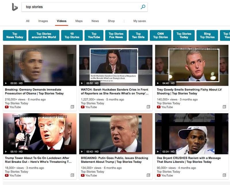 Youtube dispondrá herramientas para evitar las «noticias falsas»