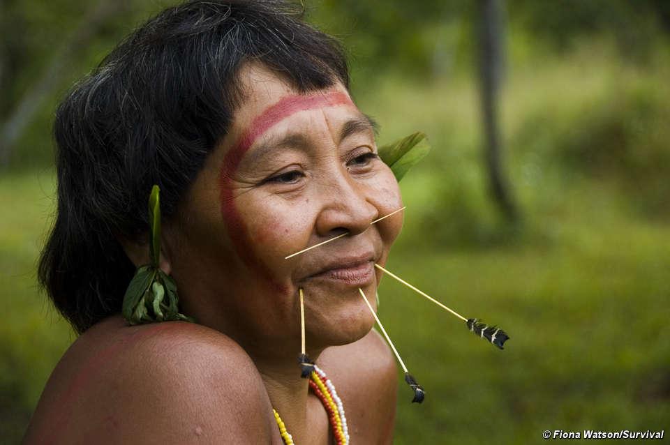 Autoridades brasileras reportaron que sarampión ataca a yanomamis