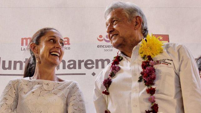 Ella es Claudia Sheinbaum, la primera alcaldesa de Ciudad de México