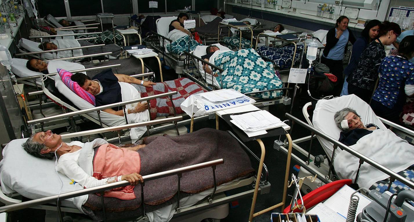 Director del Hospital Van Buren por muerte de menor que esperaba una cama: «Llevamos 30 años con un recinto que es insuficiente»