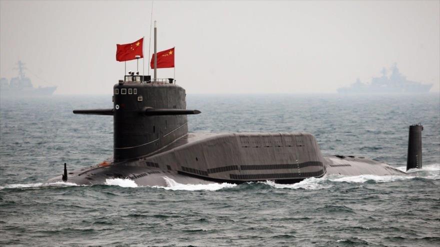 China construye drones subacuáticos gigantes con inteligencia artificial