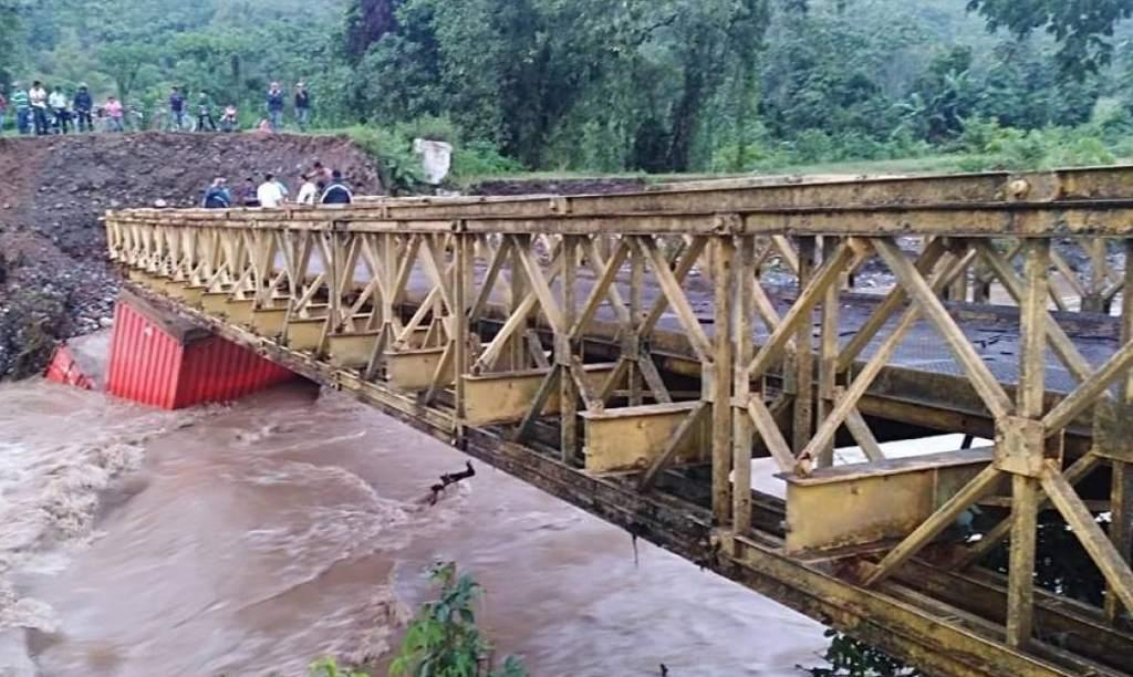 Lluvias dejan mas de medio millón de damnificados en Guatemala