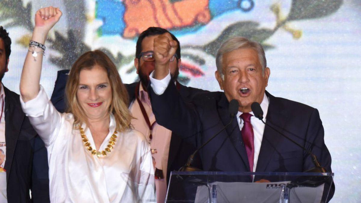 Esposa de AMLO se niega a ser llamada Primera Dama