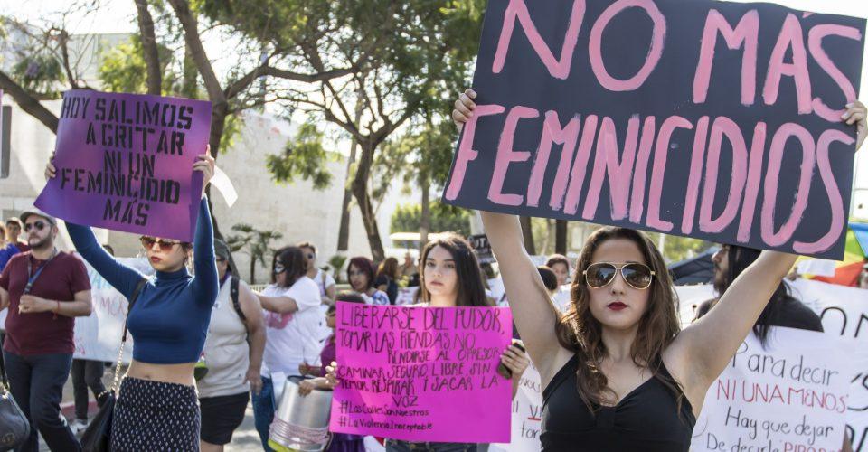En México la violencia feminicida cobra 9 víctimas por día