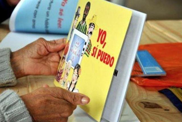 150 mil haitianos alfabetizados gracias al método cubano