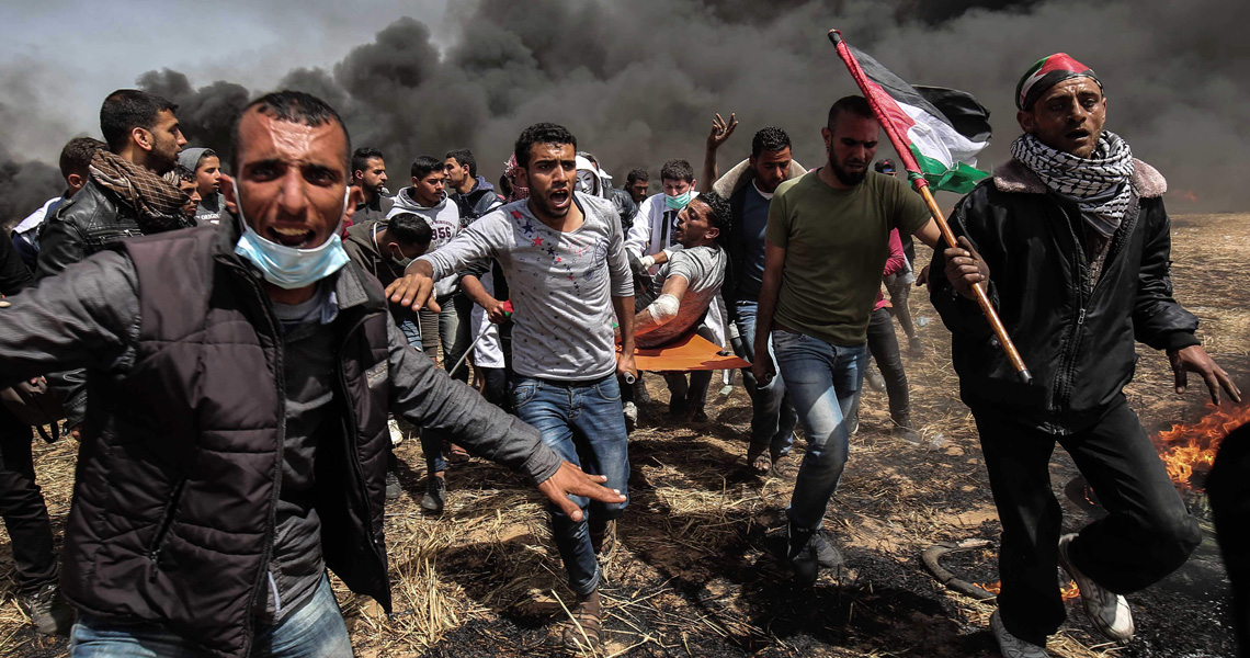 Sigue creciendo la lista de muertes palestinas en manos de Israel