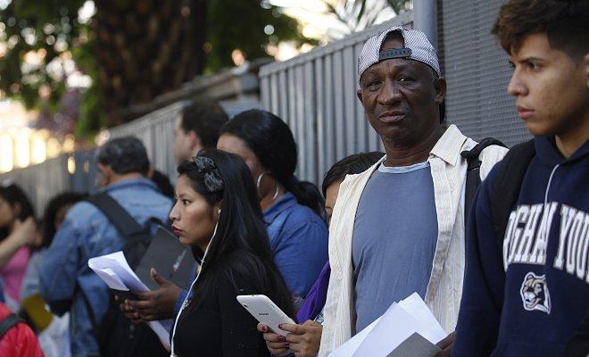 Comenzó a regir nueva visa humanitaria para que haitianos puedan traer a sus familias a Chile