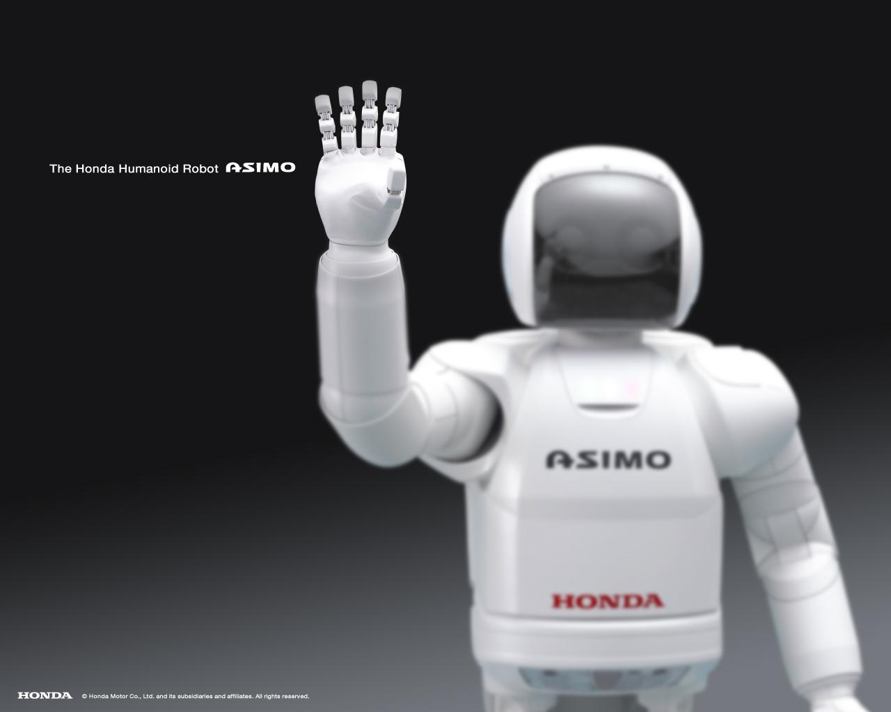 Honda abandona el proyecto de su robot Asimo
